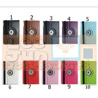 iPad Gen-8 iPad 8 10.2 2020 Rotary Smart Flip Cover / Case (Hard)