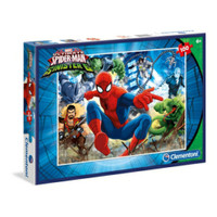 CLEMENTONI, Marvel Ultimate Spider-Man Vs Sinister 6 Puzzle - 100 Pcs