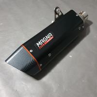 Magna Eros series matic, Knalpot motor tameng import / cld c8