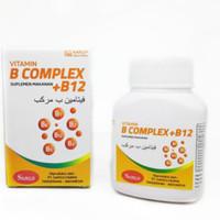 Vitamin B Complex +B12 Samco-100 kaplet