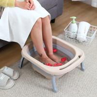 Footbath Ember Baskom Rendam Kaki - Bathup Sauna Foot Massage Foldable