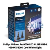 Philips Ultinon Pro9000 LED HL HB3 HB4 Putih Xtreme Gen3 Lampu Mobil