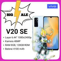 Vivo V20 SE 8/128 Garansi Resmi Original Produk