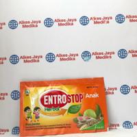 Entrostop Anak Herbal Sachet 10ml - Obat Diare Anak