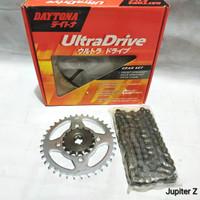 Gear Set Daytona Jupiter Z Gir Paket Jupiter Z