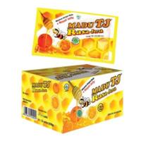 MADU TJ RASA JERUK 20 GR 1 BOX ISI 12 SACHET / MADU TRESNO JOYO