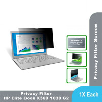 3M Anti Spy Privacy Filter for HP Elite Book X360 1030 G2 - PFNHP014