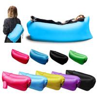 Lazy Bag Air Sofa Bed Lazybag Lamzac Kasur Santai Sofa Angin Pantai