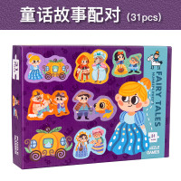 TweedyToys - Mainan Edukasi Anak Puzzle Kotak 6 in 1