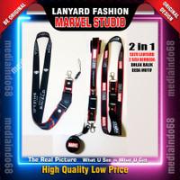 MARVEL STUDIO LANYARD ID , STRAP HP, POPSOCKET, FLASHDISK