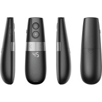 H101 Laser Wireless Presenter pointer Spotlight with Air Mouse Remote
