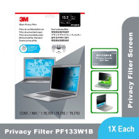 "3M Anti Spy Laptop Notebook Privacy Filter Screen 13.3"" PF133W1B"