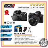 Sony Alpha A7 Mark II 28-70mm Mirrorless Digital Camera