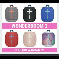 speaker ultimate ears wonderboom 2 big sound 360 garansi 2 tahun ims