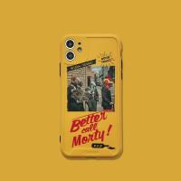 Case iPhone 12, 12 Pro, 12 Pro Max, 12 Mini (Morty)