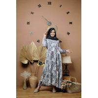 Gamis Wania Busui / Dress Muslim Modern / Gamis Syari - Motif A