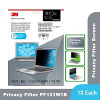 "3M Anti Spy Laptop Notebook Privacy Filter Screen 12.1"" PF121W1B"
