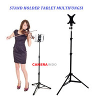 stand holder tablet tripod lightstand