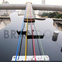 Senar gitar bass eletrik warna warni/colourful Alice A609C