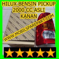 LAMPU BELAKANG STOPLAMP STOP TOYOTA HILUX 2.0 2000 CC BENSIN KANAN