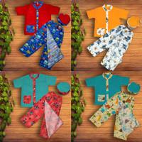 Sarkoci Baju muslim anak 2-5 tahun