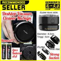 Desk Vacuum Cleaner Nusign Portable Desktop Cleaner Sprue Dust Cleaner
