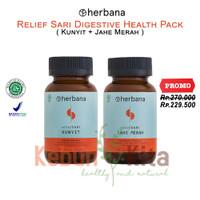 Herbana Relief Sari Digestive Health Pack