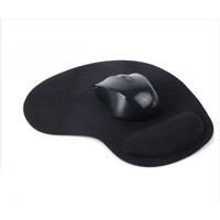 Mouse Pad With Gel Wrist Support Original LOGILILY L-1108 Mousepad