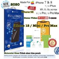 Tidak bisa Pecah Glass iPhone 11 / Pro / Max dll Molecular BESTSUiT