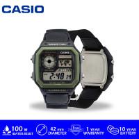 Casio GENERAL AE-1200WHB-1BVDF / AE 1200WHB 1BVDF/ AE1200WH ORIGINAL