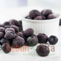 IQF Blueberries (Frozen Blueberries) 1Kg