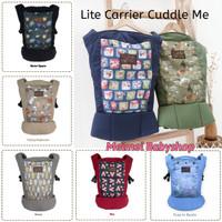 Cuddle Me Lite Carrier / Cuddleme LiteCarrier / Gendongan Bayi Balita