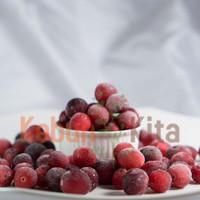 IQF Cranberries ( Frozen Cranberries ) 500gr