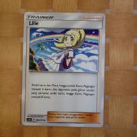Kartu Pokemon TCG Indonesia Lilie as2b 166/171 U