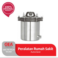 Autoclave gea 18 liter non timer YX18LM