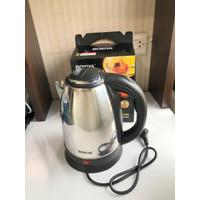 Electric Kettle BOXIYA 1.8L/Teko Pemanas Air Panas/ Teko Listrik