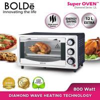 BOLDe Super Oven Diamond Series 22L