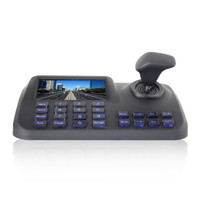 Keyboard Controller Camera MD-KYB-005 Layar LCD 5 Inch