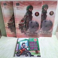 Komik THALHAH Bin UBAIDILLAH Sang Perisai Rasulullah - Buku Anak Islam