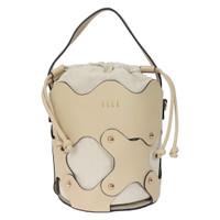 Handbag Elle 40935 - Beige