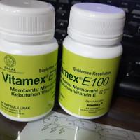 Vitamex E 100 isi 60 kesehatan kulit