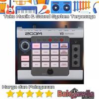 Effect Vokal Zoom V3 V 3 V-3 Vocal Processor Ori
