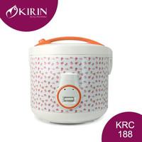Rice Cooker Kirin 3 Liter KRC-188 wh