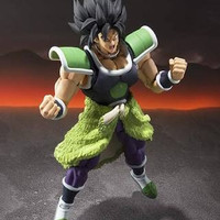 SHF Dragon ball Super Super saiyan Legendary Broly KWS Action figure