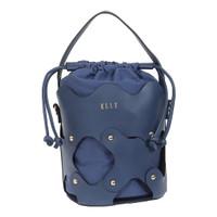 Handbag Elle 40935 - Blue