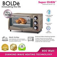 BOLDe Super OVEN 12 Liter Diamond Series