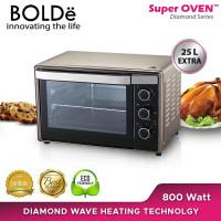Bolde Super Oven Diamond Series 25 Liter