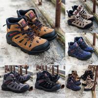 Sepatu Pria Boots Karrimore Sepatu Gunung Pria Adventure Outdoor Murah