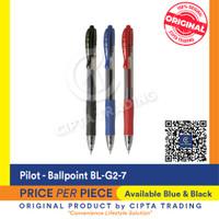 Ballpoint - Pilot - BL-G2 (each) - Biru