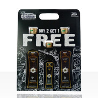 Madu Al haramain Promo Pack ( 500gr 2 free 250gr 1 )